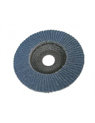 3M ABRASIFS Disque diamètre 125 mm à lamelles plat 566A G120 - 3M ABRASIFS - 65040