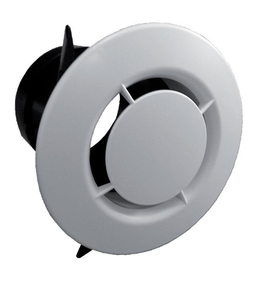 UNELVENT Bouche de ventilation D125 BOCP 125 - UNELVENT - 850020