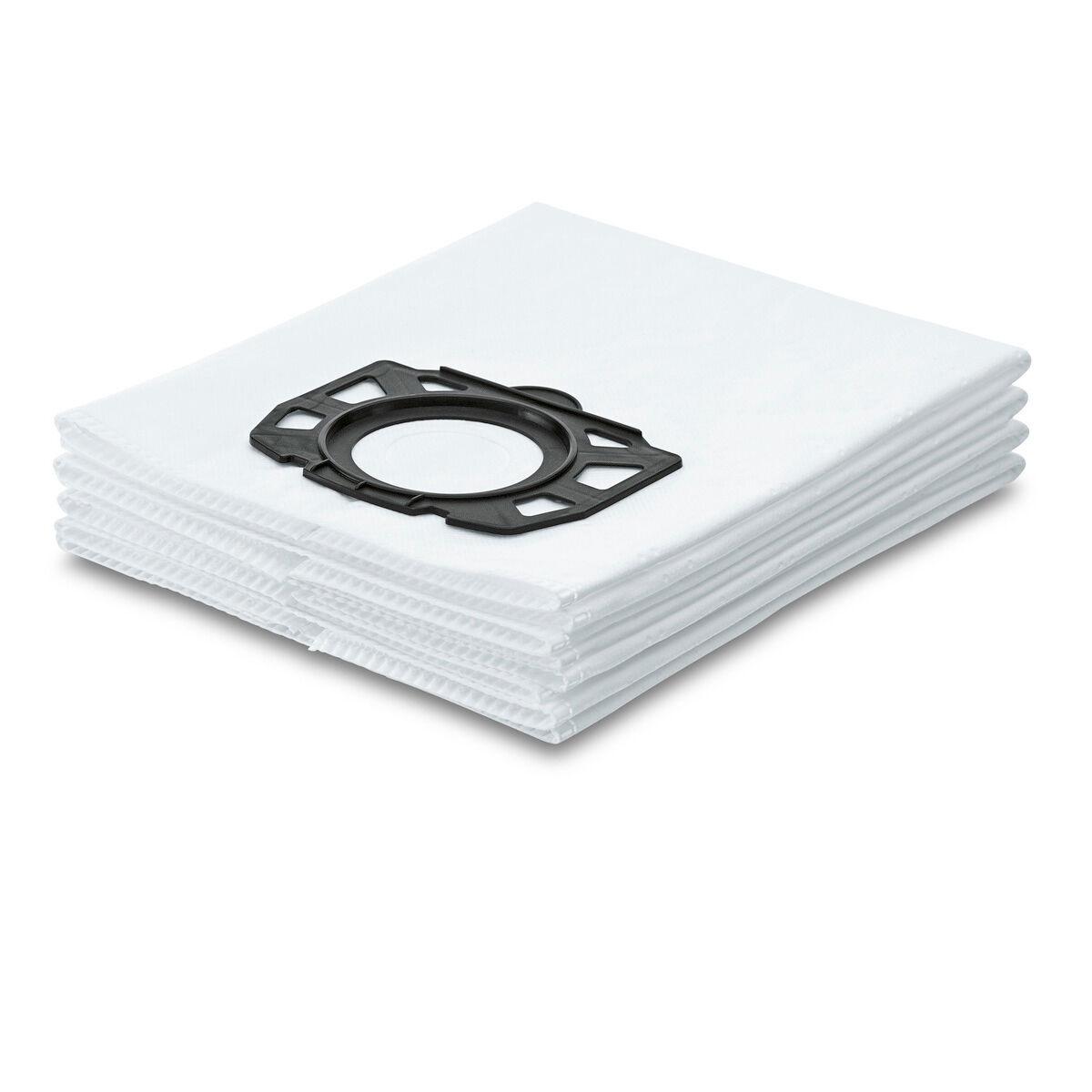 KARCHER Sachet filtre ouate WD4 à WD6 (4 pièces) - KARCHER - 28630060