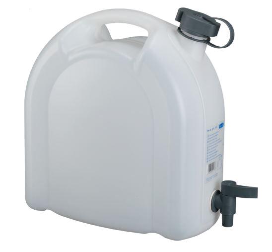 PRESSOL Jerrycan empliable avec robinet 10 L - PRESSOL - 21 173