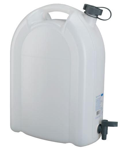 PRESSOL Jerrycan empliable avec robinet 20 L - PRESSOL - 21 177