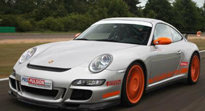 Cap Adrénaline Stage de Pilotage Multivolant en Porsche et Audi - Circuit de l'Ouest Parisien
