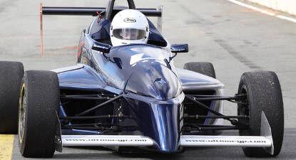 Cap Adrénaline Pilotage d'une Formule Renault - circuit de Bordeaux Merignac