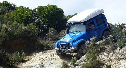 Cap Adrénaline Randonnée Découverte en 4x4 en Balagne en Corse