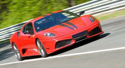 Cap Adrénaline Pilotage d'une Ferrari F430 - Circuit des Ecuyers