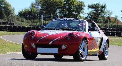 Cap Adrénaline Pilotage d'une GT (Porsche, BMW...) spécial enfant près de Toulouse