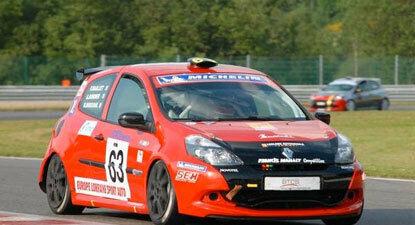 Cap Adrénaline Baptême de Pilotage en Renault Clio 3 Cup - Circuit de Chambley