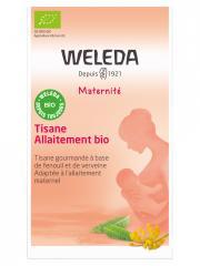 Weleda Maternité Tisane Allaitement Verveine 20 Sachets - Boîte 20 sachets