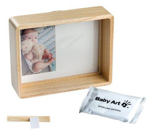 Baby Art Cadre avec empreinte Baby Art 3D My Baby Touch - Moulage