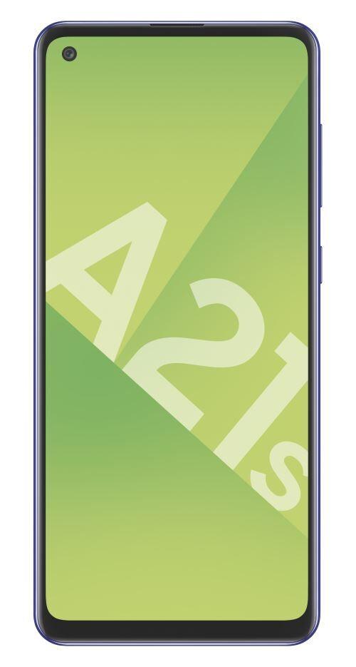 Samsung Smartphone Samsung Galaxy A21s Double SIM 32 Go Bleu Prisme - Smartphone