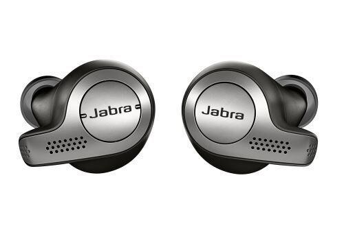 Jabra Ecouteur Bluetooth True Wireless Jabra Elite 65T Titane - Ecouteurs