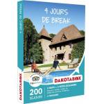 dakota box  Dakotabox Coffret cadeau Dakotabok 4 jours de break - Coffret... par LeGuide.com Publicité