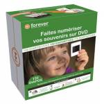forever  Forever Coffret cadeau Forever Numérisation 150 diapositives sur... par LeGuide.com Publicité
