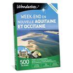 wonderbox  Wonderbox Coffret Cadeau Wondrebox Weekend en Nouvelle Aquitaine... par LeGuide.com Publicité