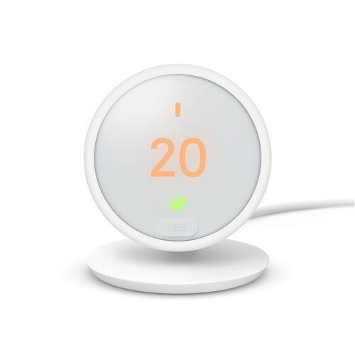 Nest Google Nest Thermostat E - Domotique, sécurité