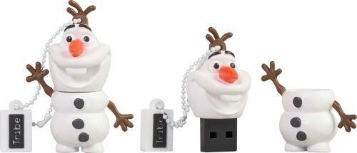 Tribe Clé USB Tribe Olaf Frozen 16 Go - Clé USB