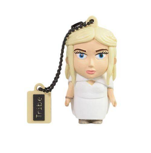Tribe Clé USB 2.0 Tribe Game of Thrones Daenerys 16 Go - Clé USB