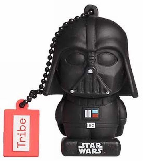 Tribe Clé USB 2.0 Tribe Star Wars 8 Dark Vador 16 Go - Clé USB