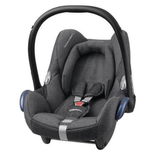 Bebe confort Poussette Bébé Confort Cosi Cabriofix Sparkling Gris - Siège auto, nacelle ou coque