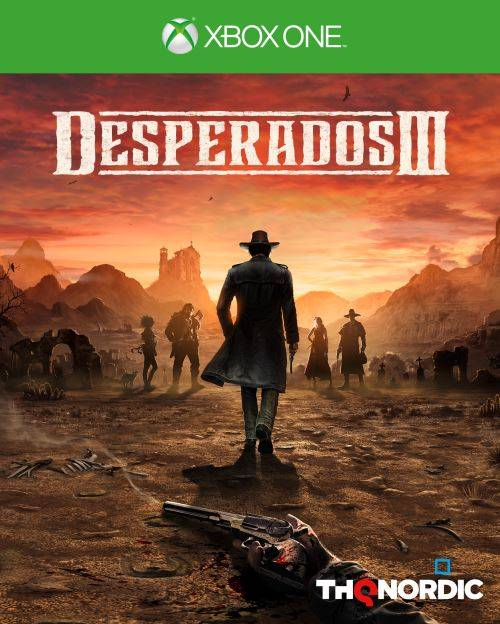 Koch Media Desperados III Xbox One - Xbox One