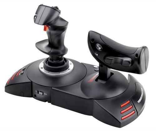 Thrustmaster T.Flight Hotas X - Manette PC