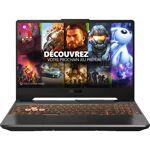 asus  Asus PC Portable Gaming Asus A15-TUF506II-AL133T 15.6  AMD Ryzen... par LeGuide.com Publicité