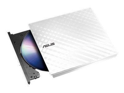 Asus SDRW-08D2S-U Lite Graveur DVD - Blanc - Graveur externe