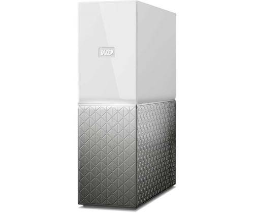 Western digital Disque dur externe WD My Cloud Home 8 To Blanc - Serveur NAS