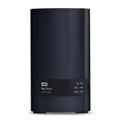 Western digital Disque Dur WD My Cloud EX2 Ultra 4 To - Serveur NAS