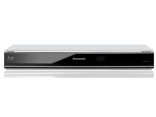 Panasonic Enregistreur vidéo Panasonic DMR-BWT535EC WiFi Argent - Lecteur enregistreur Blu-ray