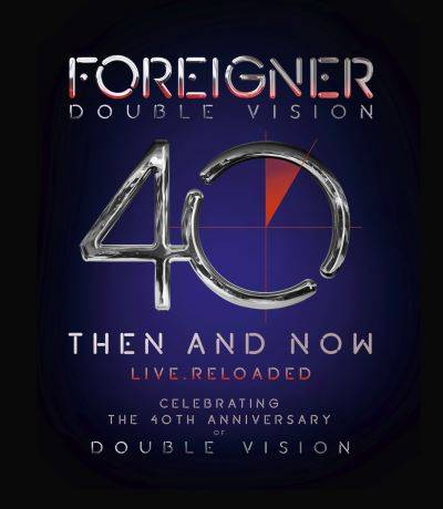 Double Vision: Then And Now - Blu-ray