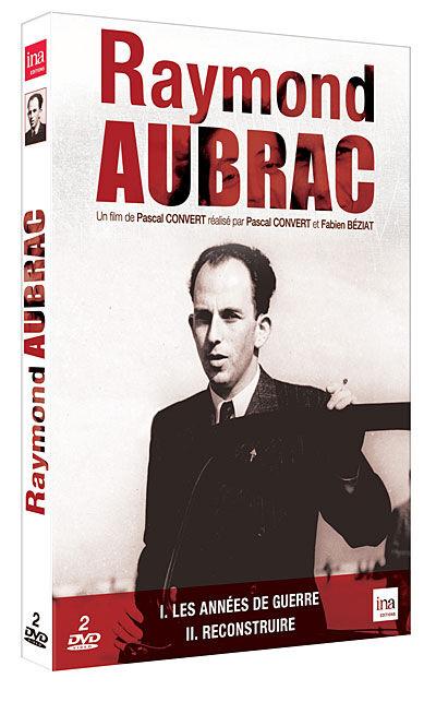 Raymond Aubrac : Les années de guerre - Raymond Aubrac - Reconstruire - DVD Zone 2