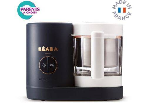 Beaba Robot cuiseur mixeur Beaba pour bébé Babycook Neo 912772 Bleu marine - Robot préparation bébé