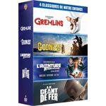 Coffret 4 classiques de notre enfance DVD - DVD Zone 2 De Joe Dante avec... par LeGuide.com Publicité