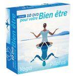 Coffret Bien être : Yoga et Pilates DVD - DVD Zone 2 documentaire - Parution... par LeGuide.com Publicité