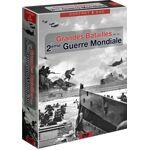 Coffret Grandes batailles de la Seconde Guerre Mondiale DVD - DVD Zone... par LeGuide.com Publicité