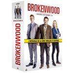 Coffret Brokenwood Saisons 1 à 4 DVD - DVD Zone 2 De Helena Brooks avec... par LeGuide.com Publicité