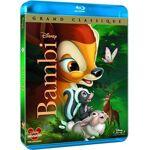 Bambi Blu-Ray - Blu-ray De James Algar - film - Parution : 02/03/2011 par LeGuide.com Publicité