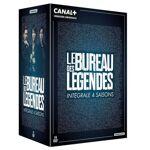 Coffret Le Bureau des Légendes Saisons 1 à 4 DVD - DVD Zone 2 De Pascale... par LeGuide.com Publicité