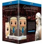 Coffret Game of Thrones Saisons 1 à 4 Blu-Ray - Blu-ray De David Benioff... par LeGuide.com Publicité