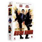 Coffret Rush Hour La Trilogie DVD - DVD Zone 2 De Brett Ratner avec Jackie... par LeGuide.com Publicité