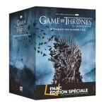 Coffret Game of Thrones L'intégrale Edition Spéciale Fnac DVD -... par LeGuide.com Publicité