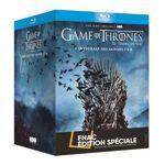 Coffret Game of Thrones L'intégrale Edition Spéciale Fnac Blu-ray... par LeGuide.com Publicité
