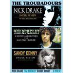 The Troubadours DVD - DVD Zone 2 scène - Parution : 05/10/2018 par LeGuide.com Publicité