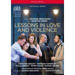 Lessons In Love And Violence DVD - DVD Zone 2 scène - Parution : 06/02/2019 par LeGuide.com Publicité