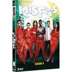 Misfits Saison 4 Coffret DVD - DVD Zone 2 De Nirpal Bhogal avec Nathan... par LeGuide.com Publicité