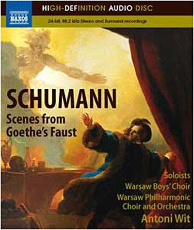 Scènes du Faust de Goethe - Blu-ray