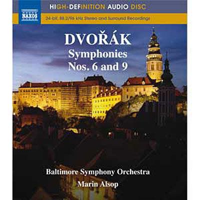 Symphonies n°6 & n°9 - Blu-ray