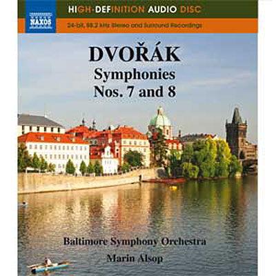 Symphonies n°7 & n°8 - Blu-ray