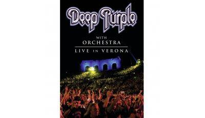 Live in Verona with orchestra DVD - DVD Zone 2